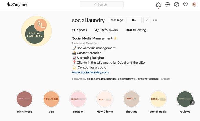 melbourne social laundry agencia de redes sociales