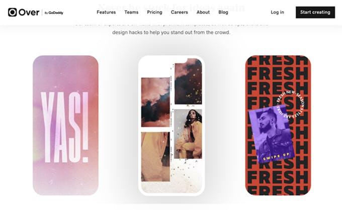 Listo: agregue gráficos a sus historias de Instagram