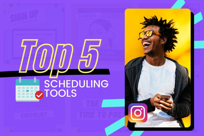 Las 5 mejores herramientas de planificación de Instagram