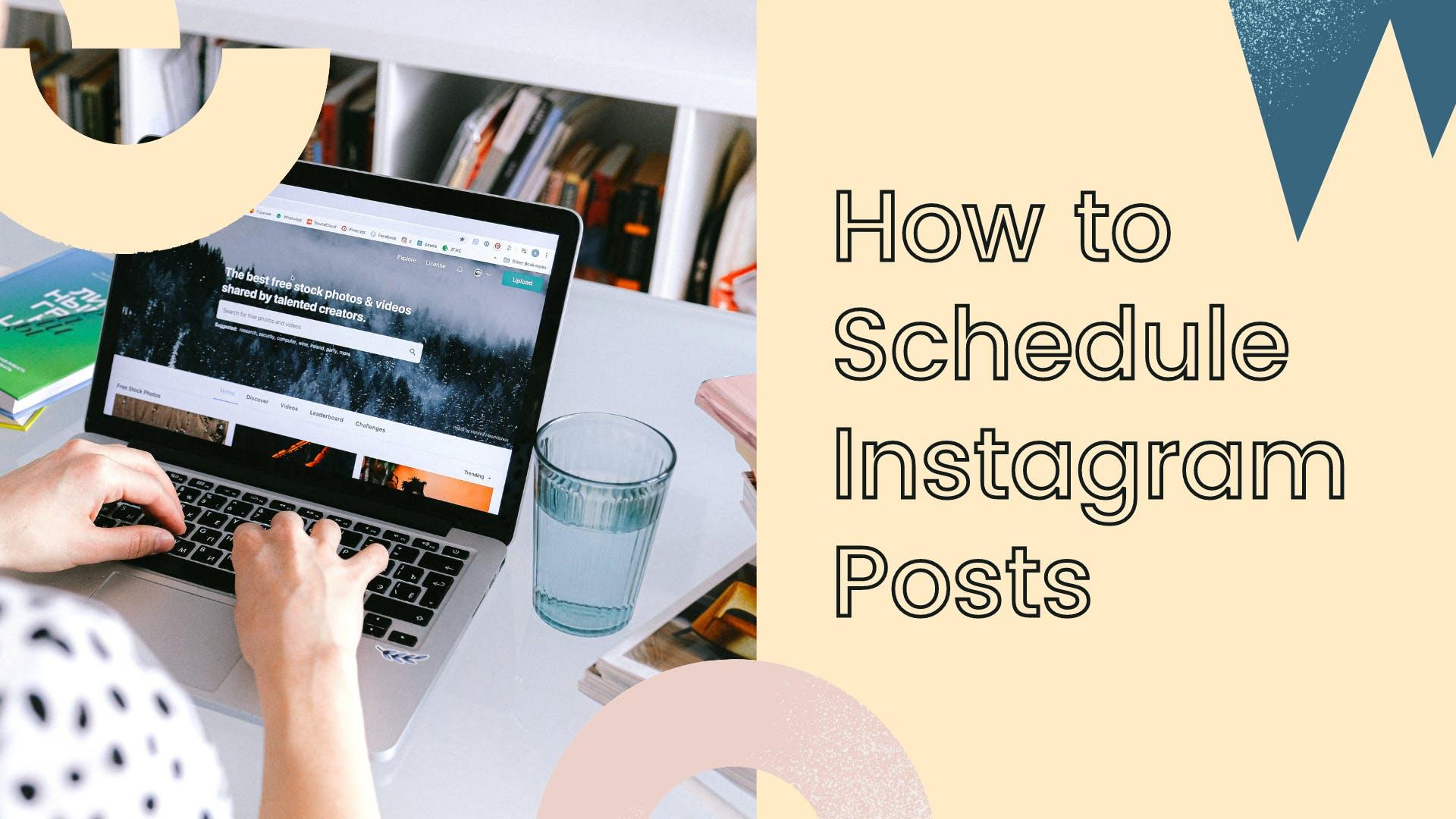cómo programar publicaciones de instagram