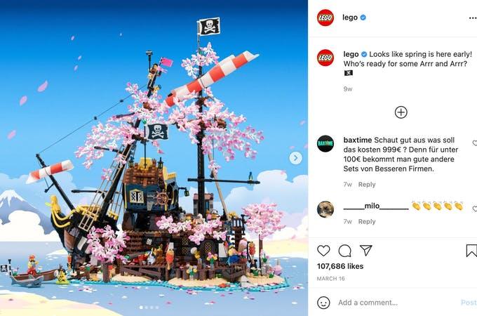 Deje que su audiencia cree su leyenda de Instagram